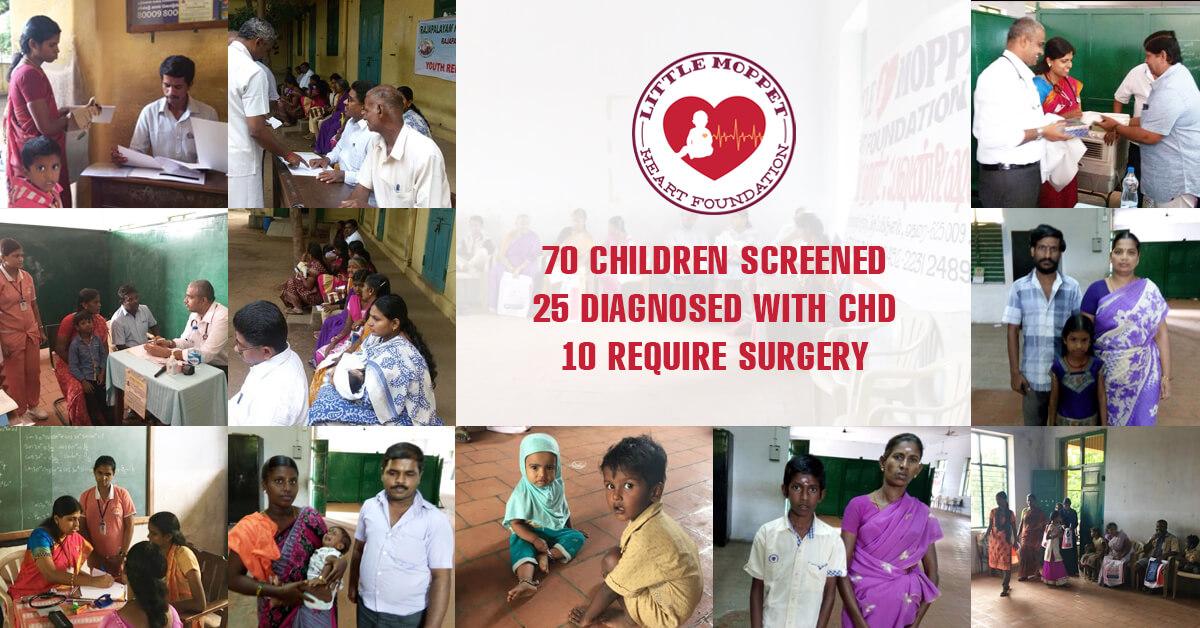 heart disease camp in rajapalayam tamilnadu