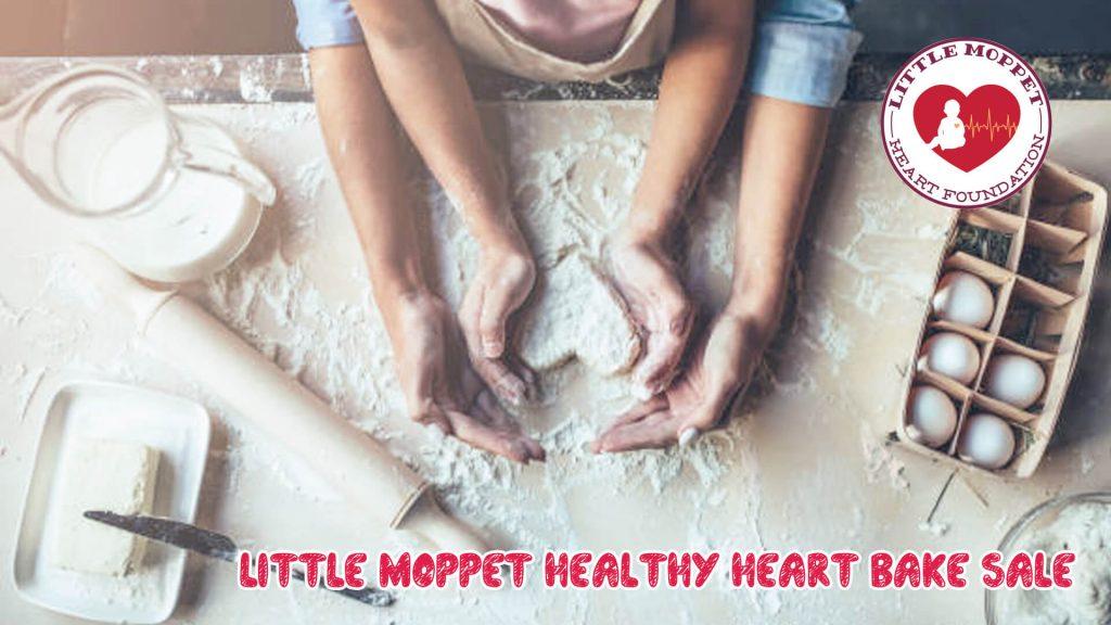 Bake sale for Congenital Heart Disease Patients