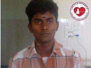 Success story of Kishore